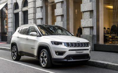 České ovládací prostředí pro vozy Jeep
